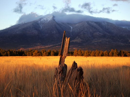 """Flagstaff, one of the """"best places to live"""""""