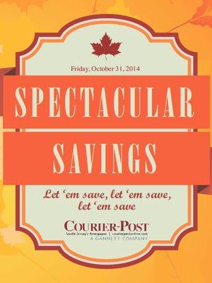 Spectacular Savings