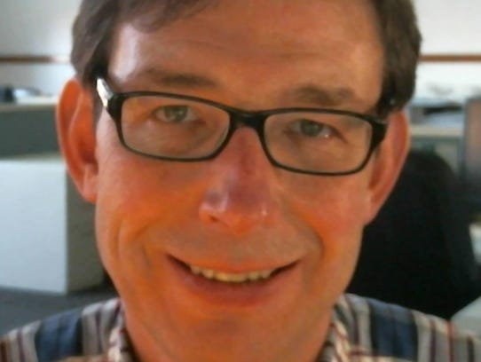 "Michael ""Mac"" McCullough, executive editor and content"