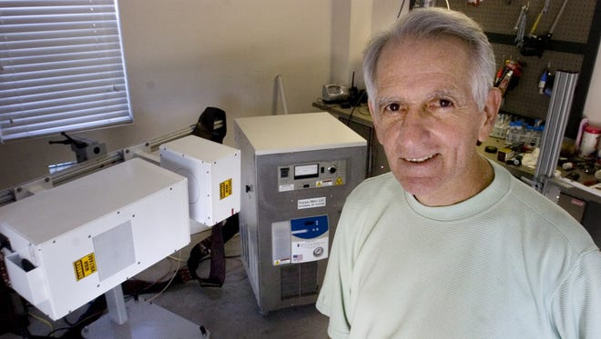 Inventor John Kanzius hoped his invention would be a replacement for chemotherapy. His organization and scientific advisers are still hard at work following his death and believe his device is feasible.