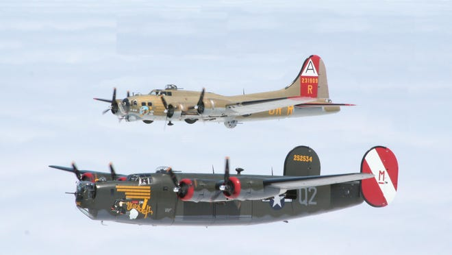 Four very rare fully restored WWII bomber and fighter aircraft are coming to the Tallahassee International Airport, Wednesday through Friday as part of the national Wings of Freedom Tour.