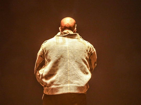 Kanye West comes Tuesday to the Save Mart Center.
