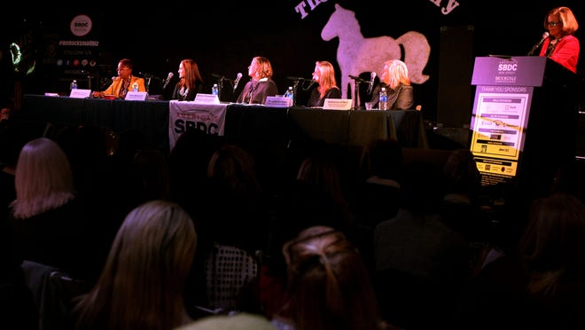 Americas Small Business Development Center New Jersey at Brookdale Community College held the second annual Women Entrepreneurs Rock female founders event last month at the Stone Pony in Asbury Park.