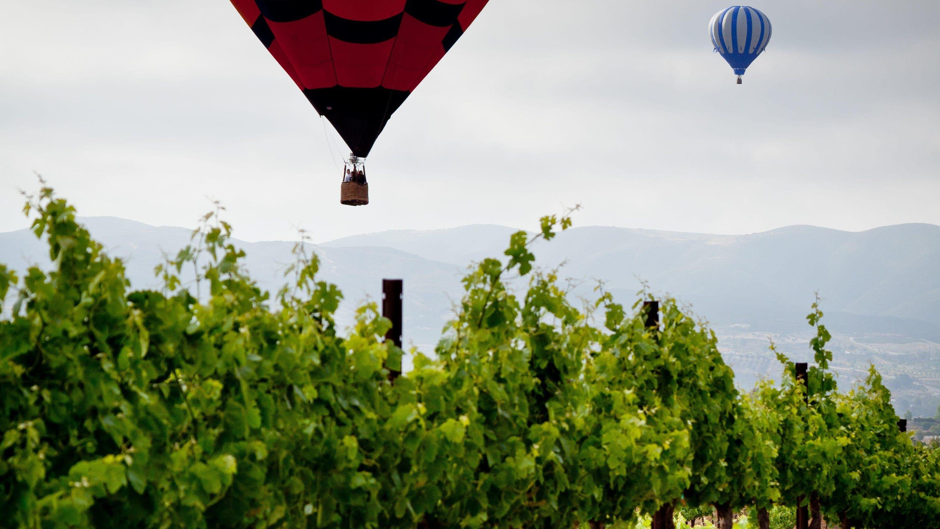 California wine country: Temecula