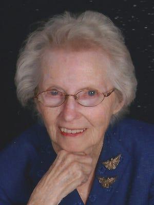Margaret at 95