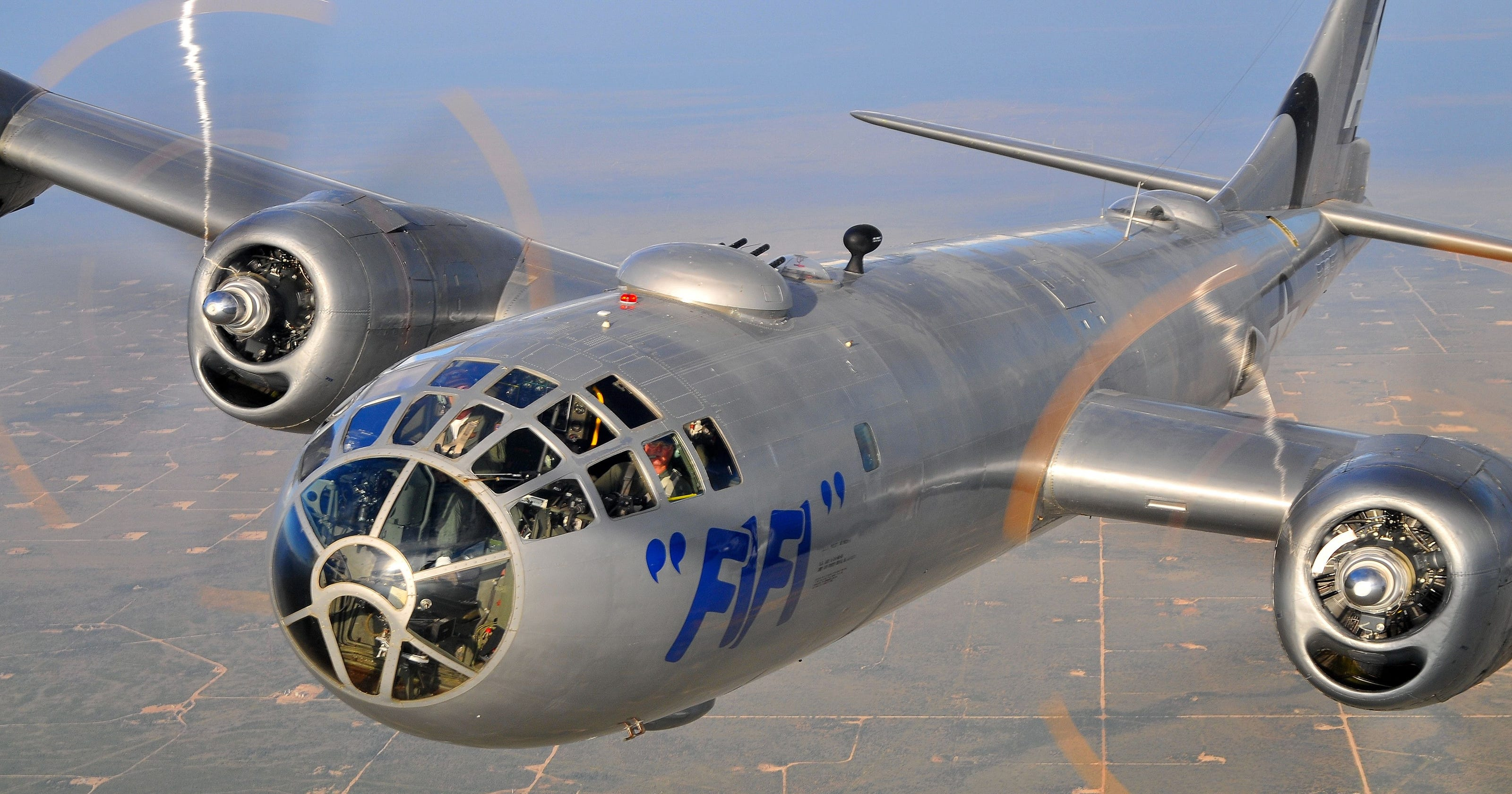 World War II planes on tour will stop at Lunken Airport in July