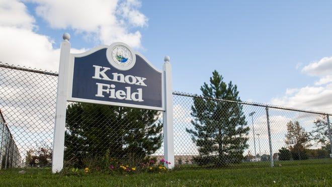 Knox Field in Port Huron.