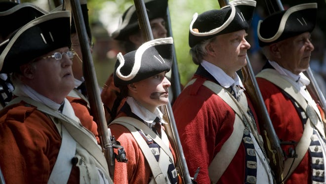 The Skirmish will take place Saturday, June 1 at Indian King Tavern Museum, Haddonfield.