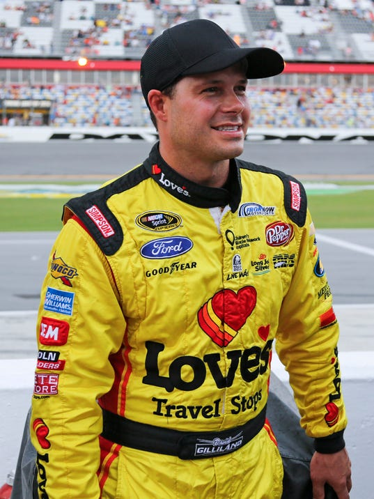NASCAR Daytona Qualifying Auto Racing