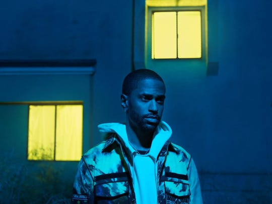 Big Sean headlines Ubahn Fest Saturday night.