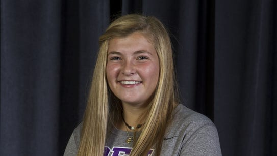 Lily Croddick of RFH. 2015 All-Shore field hockey team.