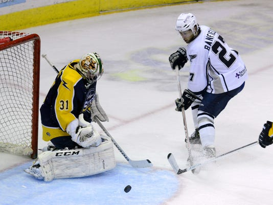 Pensacola Ice Flyers, Mississippi Surge, playoff