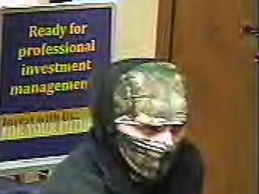 Richland Bank suspect