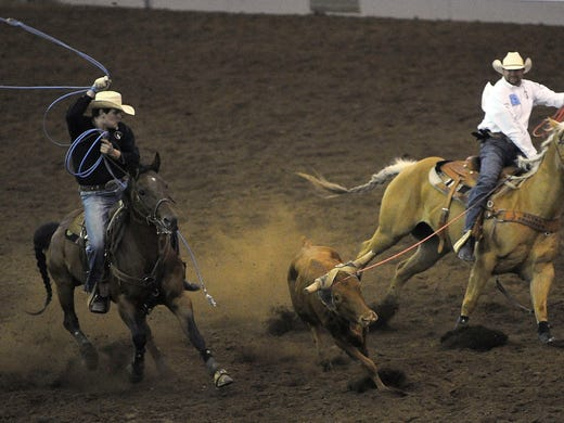 Franklin Rodeo Braces For Big Weekend Of Action