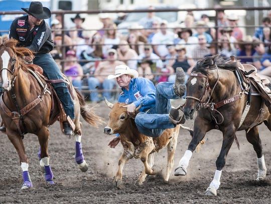 Ty Erickson of Helena is making his fifth trip in as many years to the National Finals Rodeo.