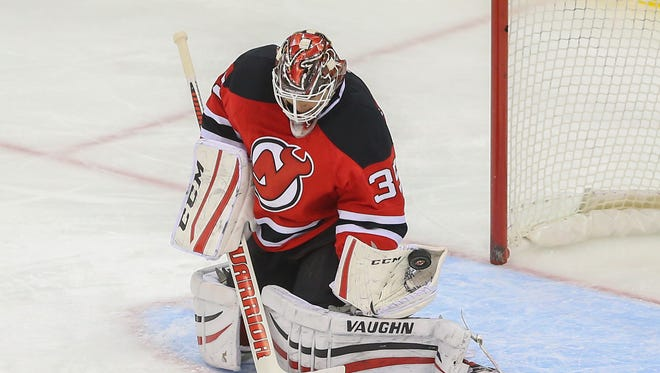 Goalie Cory Schneider is 3-1-1 with two shutouts, a 0.99 goals-against average and .962 save percentage in five career games against the Coyotes.