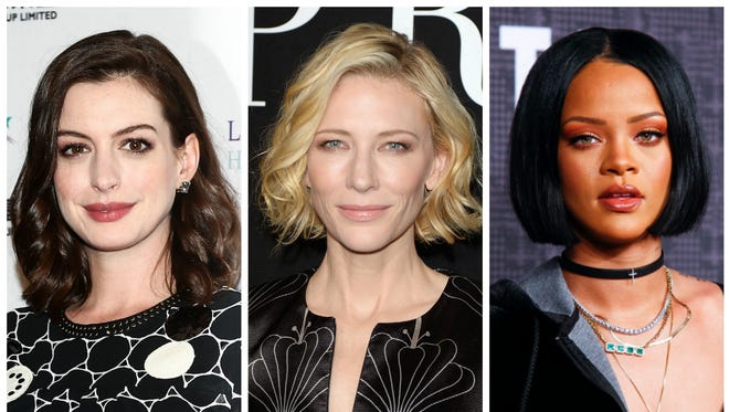 Anne Hathaway, Cate Blanchette and Rihanna are just a few of the women confirmed for the reboot.
