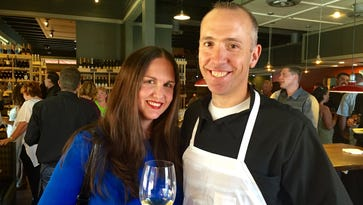 Meet Campo chef, Reno Magazine editor at Holidays with the Holmans