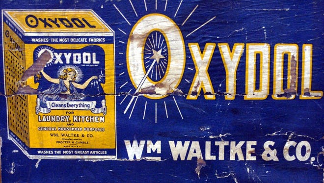 """P&G's Oxydol laundry soap was the longtime sponsor of the """"Ma Perkins"""" radio soap opera."""