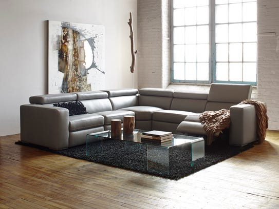 Contemporary design pulls current trends and incorporates