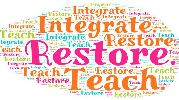 Restore, Integrate, Teach