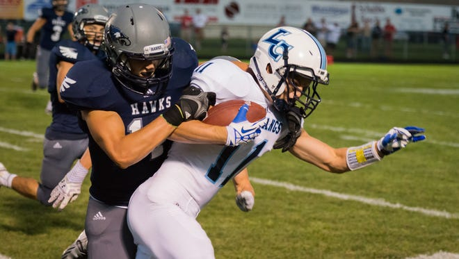 Little Chute hosts Xavier on Friday in an Eastern Valley Conference football game at 7 p.m.