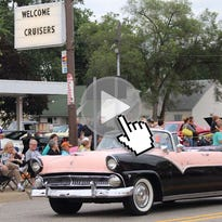 Watch the Woodward Dream Cruise live webcam