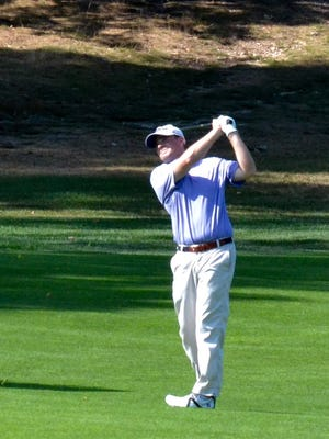 Willow Ridge assistant Kyle Baheler is two points off the lead at the Treiber Memorial Tournament of Champions.