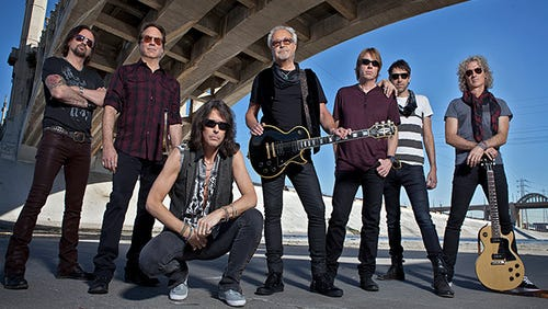 Foreigner performs at The Capitol Theatre on Feb. 13 and you can win free tickets with our lyrics quiz.