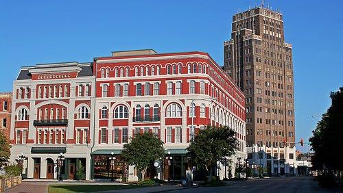 Downtown Meridian