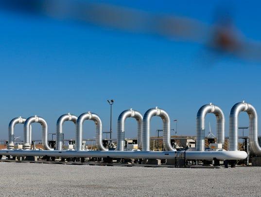Canada US Pipeline