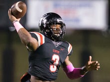Clinton's Cam Akers to take 1st official this weekend