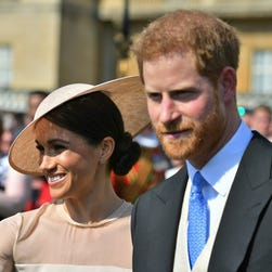 Prince Harry & Duchess Meghan's quirky wedding gifts include a bull, koalas, plus charity donations