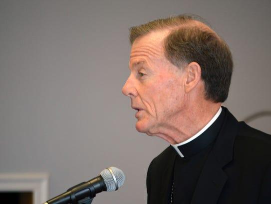 Santa Fe Archbishop John C. Wester speaks out against