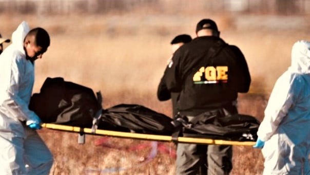 The body of a missing boy, James Martin Camacho Padilla, was found Tuesday in a cotton field in Juárez.