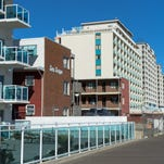Sea Scape Motel in OC being torn down
