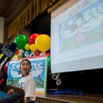 Cherry Hill girl wins Google Doodle honor