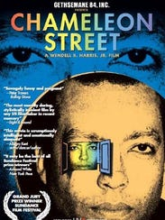 "The 1989 film ""Chameleon Street"" was inspired by the"