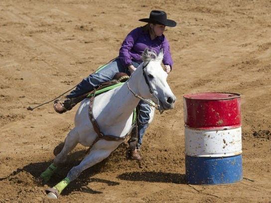 The Fellsmere Riding Club's annual Cracker Day Rodeo is this weekend in Fellsmere.