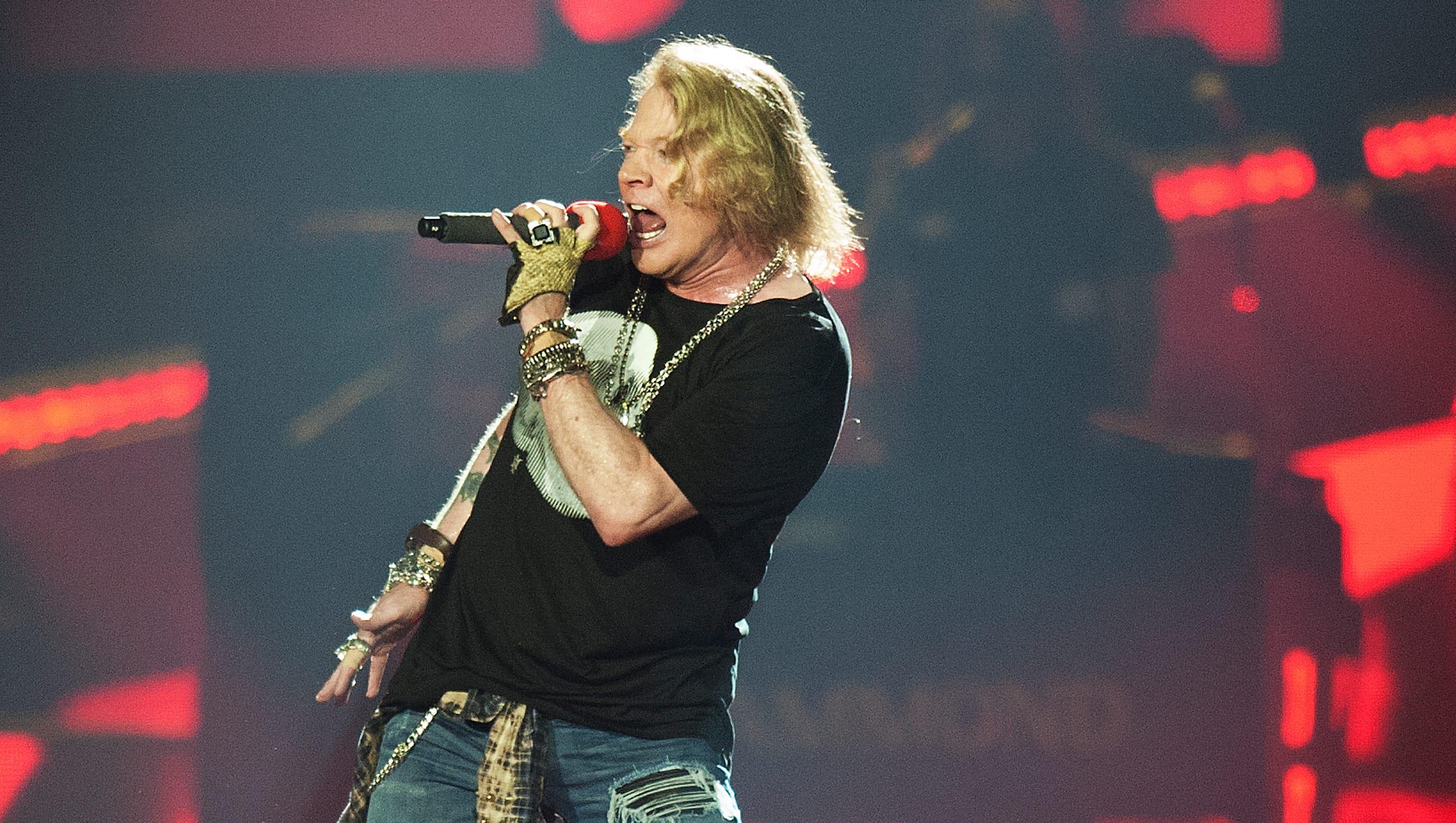 Guns N Roses Tour  Early Access