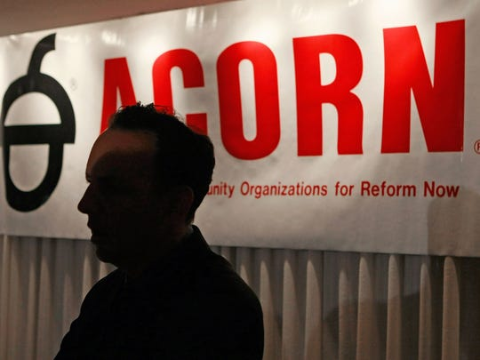 ACORN closed its doors five years ago. But it is still in the spending bill.