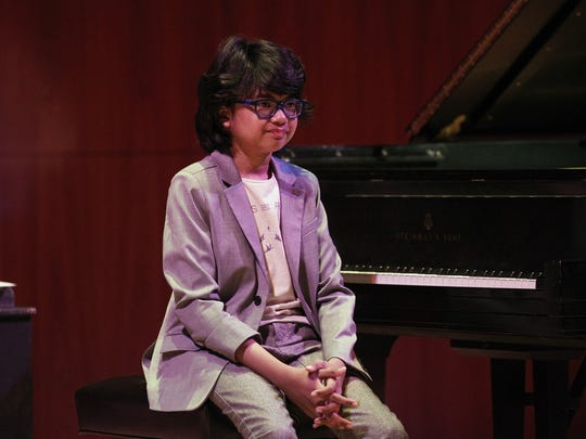 Jazz fest favorite Joey Alexander wasn't even a glimmer in his mother's eye when the event launched in 2002.