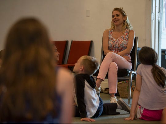 """Broadway star Kerry Butler, currently starring in """"Mean"""