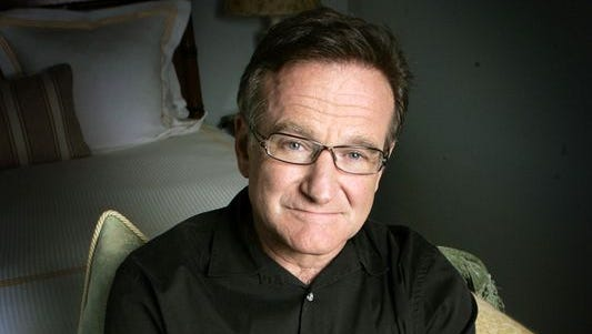 Robin Williams was battling early stages of Parkinson's disease when he died by suicide in August, his wife said.
