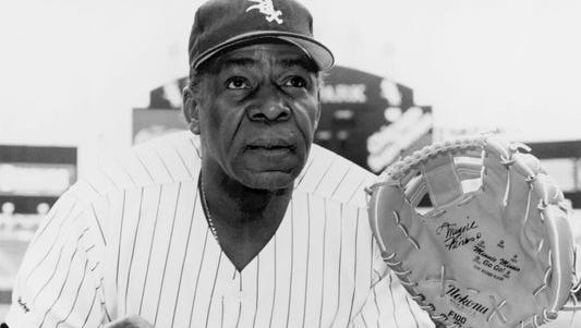Minnie Minoso was the first black Major League Baseball player to play in Chicago.