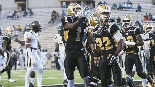 Alabama State is ineligible for postseason play this season due to poor APR results.