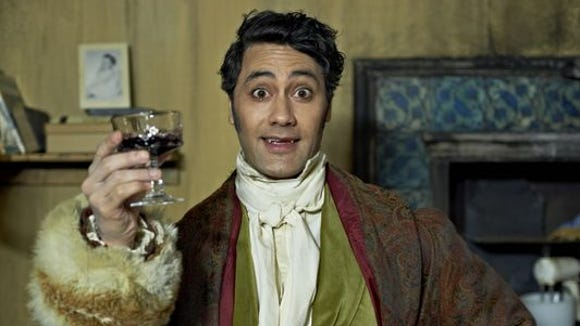 "Taika Waititi plays Old World vampire Viago in a modern New Zealand setting in ""What We Do in the Shadows."""