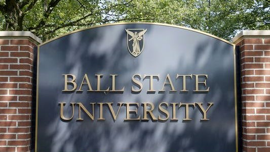 Ball State University in Muncie