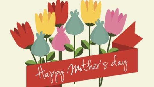 Mother's Day will be celebrated on Sunday, May 14 in the United States.