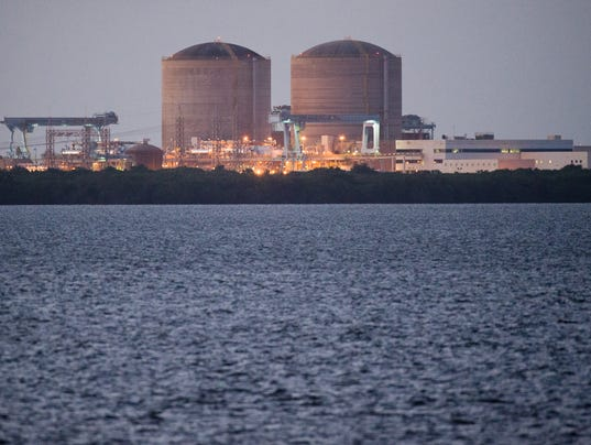 FPL St. Lucie Nuclear Plant